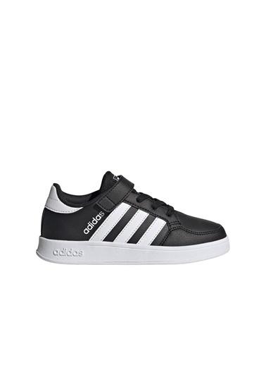 adidas Adidas Erkek Çocuk Günlük Spor Ayakkabı Breaknet C Fz0105 Siyah
